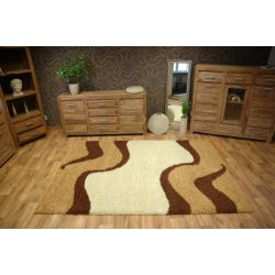 Carpet SHAGGY LONG 4362 ivory