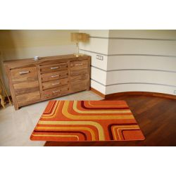 Carpet RUBIKON 8204 orange