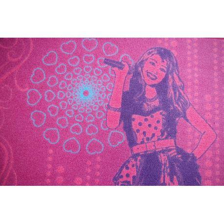 Carpet DISNEY 95x133cm HANNAH MONTANA