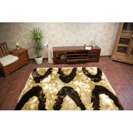 Carpet SHAGGY POLIESTER INDIE 1071 beige/brown