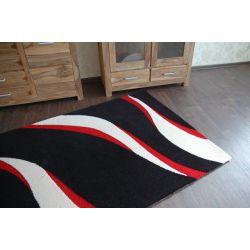 Carpet PRIMA NAXOS black