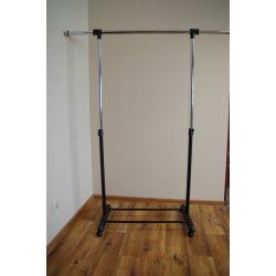 STANDING HANGER WU12 black/chrome