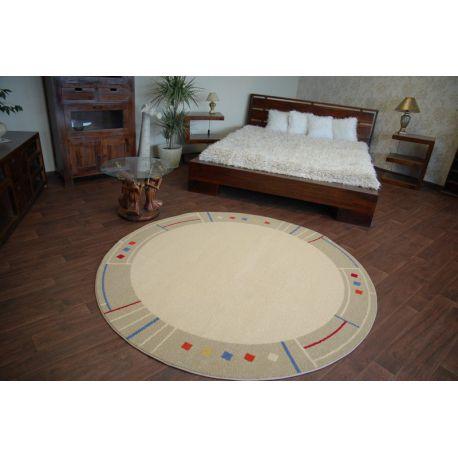 Carpet circle VISION cream