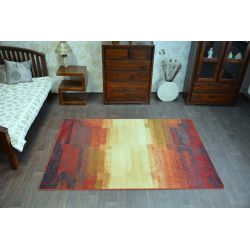 Carpet OMEGA LUNA red