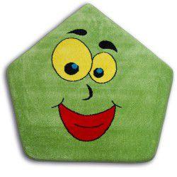 Carpet PAINT pentagon - 1553 green