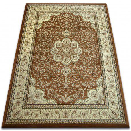 Carpet ROYAL AGY design 0521 brown