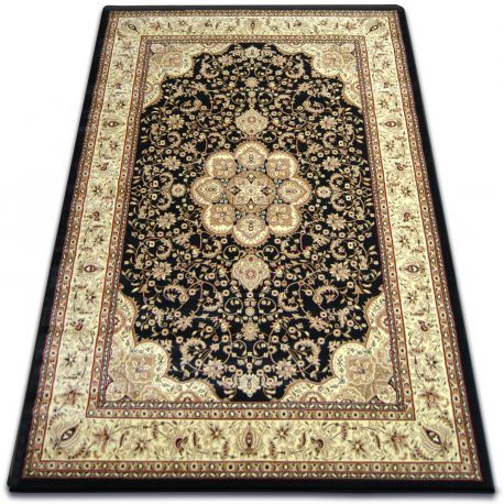 Carpet ROYAL AGY design 0521 black