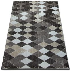 Carpet ACRYLIC YAZZ 7660 D.Beige/Brown