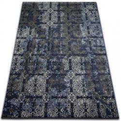 Carpet DROP JASMINE 453 D.blue