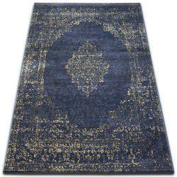 Carpet DROP JASMINE 455 D.blue