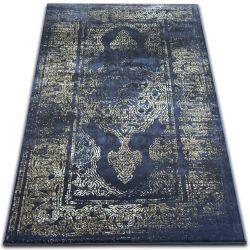 Carpet DROP JASMINE 456 D.blue