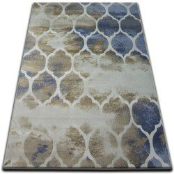 Carpet DROP JASMINE 761 D.beige/L.blue