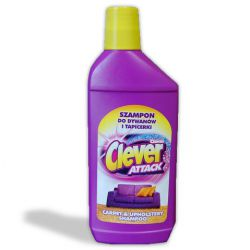 Shampoo for carpets and upholstery CLEVER 500ml