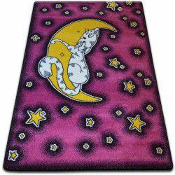 Carpet KIDS Cat pink C414