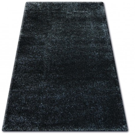 Carpet SHAGGY NARIN P901 black melon
