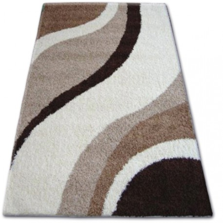 Carpet SHAGGY ZENA 3182 ivory / light beige
