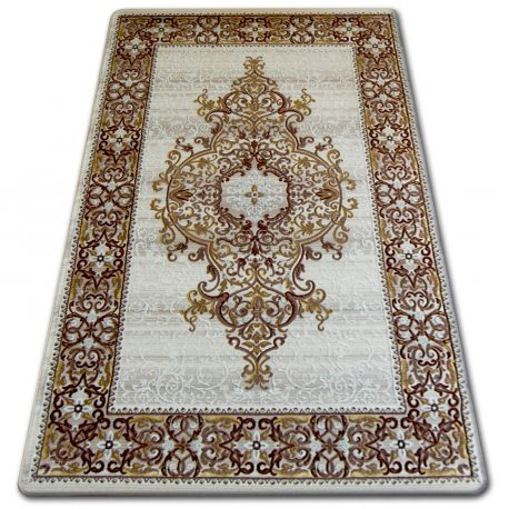 Carpet ACRYLIC CARMINA 0066 Cream/ L.Brown