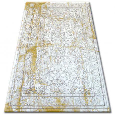 Carpet ACRYLIC TALAS W0027 White/Hardal