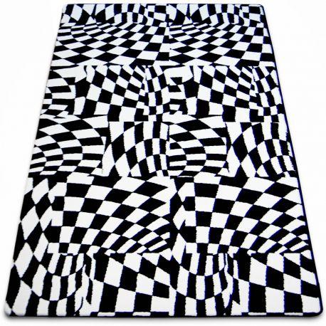 Carpet SKETCH - F756 white/black