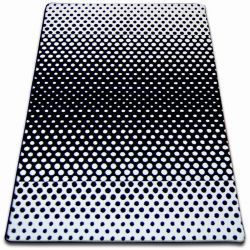 Carpet SKETCH - F762 white/black - dots