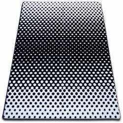 Carpet SKETCH - F762 white/black - dots