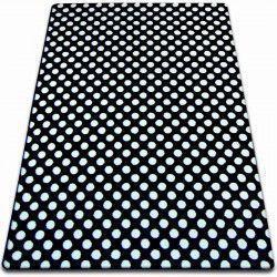 Carpet SKETCH - F764 white/black - dots
