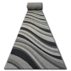 Runner SIZAL FLOORLUX design 20353 silver / black