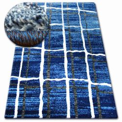 Carpet SHADOW 9359 blue / white