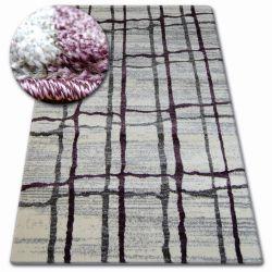Carpet SHADOW 9359 white / lila
