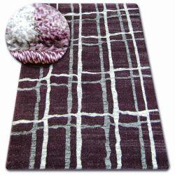 Carpet SHADOW 9359 lila / white