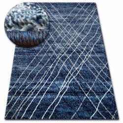Carpet SHADOW 9367 blue / blue