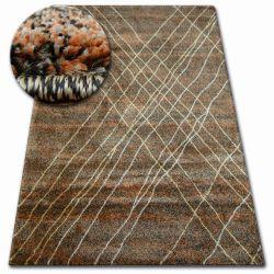 Carpet SHADOW 9367 brown / rust
