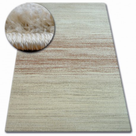 Carpet SHADOW 8622 rust / cream