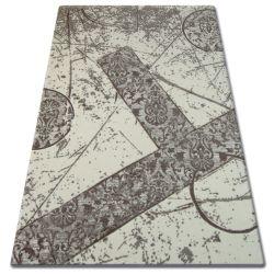 Carpet ACRYLIC FLORYA 0304 beige coffee