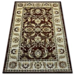 Carpet ZIEGLER 030 brown/cream