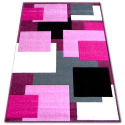Carpet PILLY H202-8404 - purple/pink