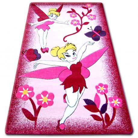 Carpet children HAPPY C224 pink
