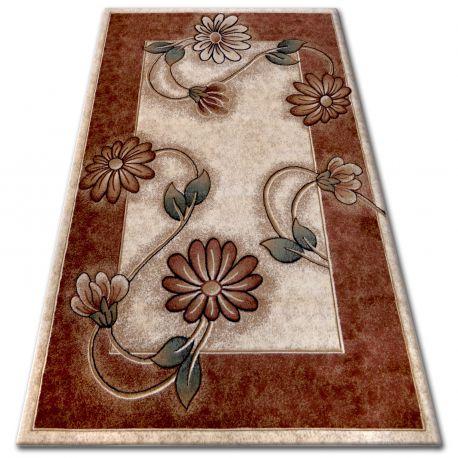 Carpet Heat Set Kiwi 3272 Brown