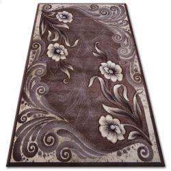 Carpet heat-set KIWI 7908 brown