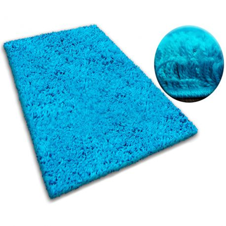 Carpet SHAGGY GALAXY 9000 aqua