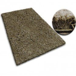 Carpet SHAGGY GALAXY 9000 light brown