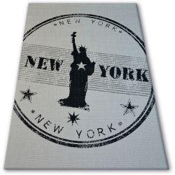 Carpet FLAT 48175/060 - NEW YORK
