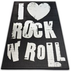 Carpet FLAT 48101/090 SISAL - ROCK N' ROLL