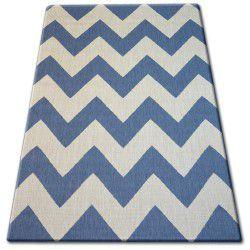 Carpet FLAT 48664/591 - zigzag