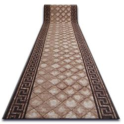 Runner anti-slip CERAMIKA brown