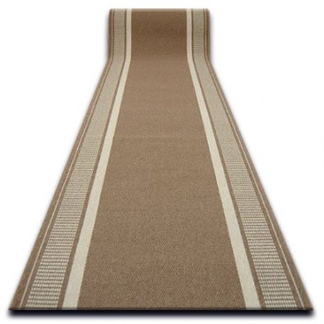 thick Runner anti-slip TRENDY beige