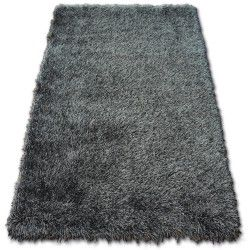 Carpet LOVE SHAGGY design 93600 black