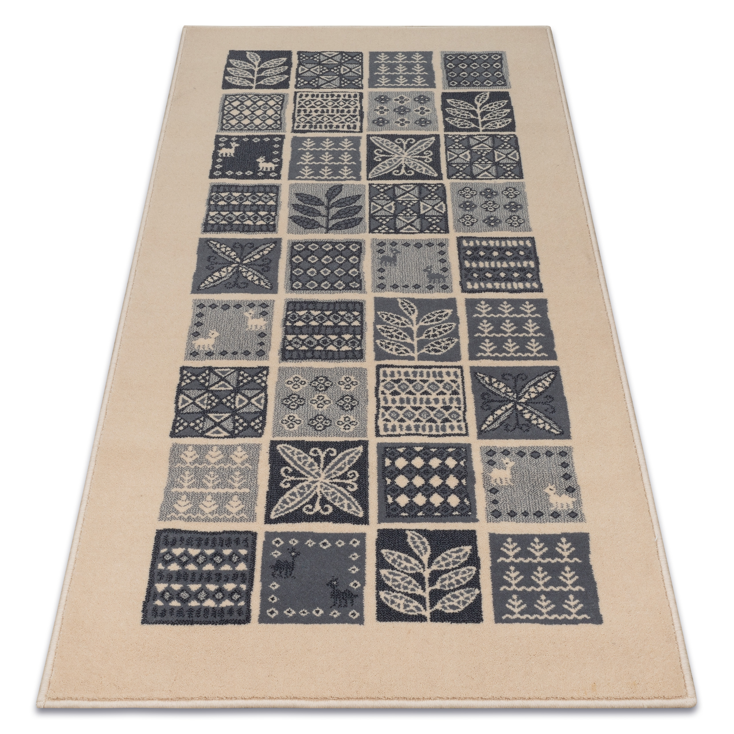 Details About Very Thick And Densely Woven Wool Rugs Primiera Beige Best Quality Carpets