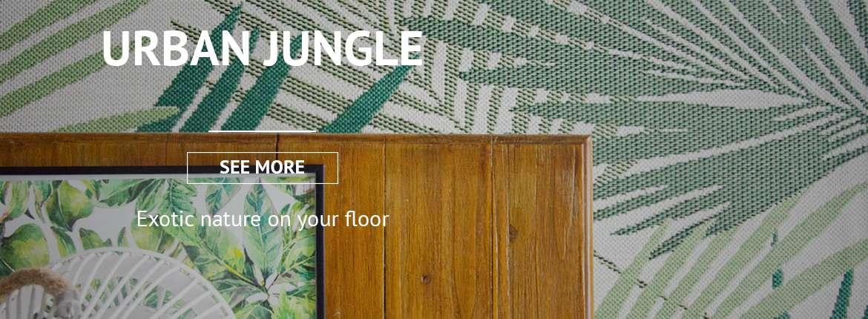 Jungle carpets